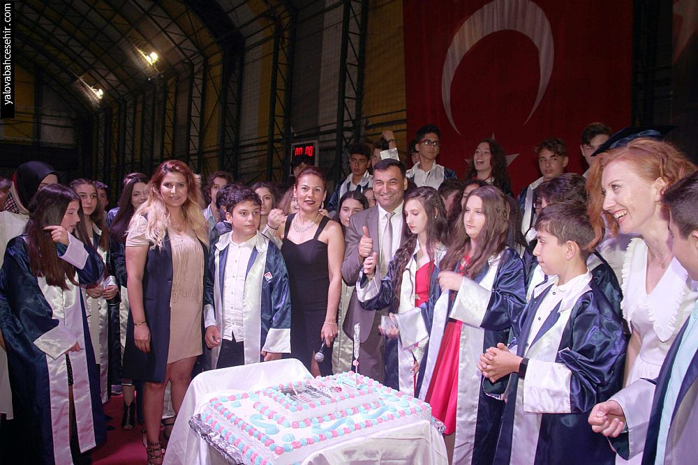 Ortaokul Mezuniyet Töreni - 2019