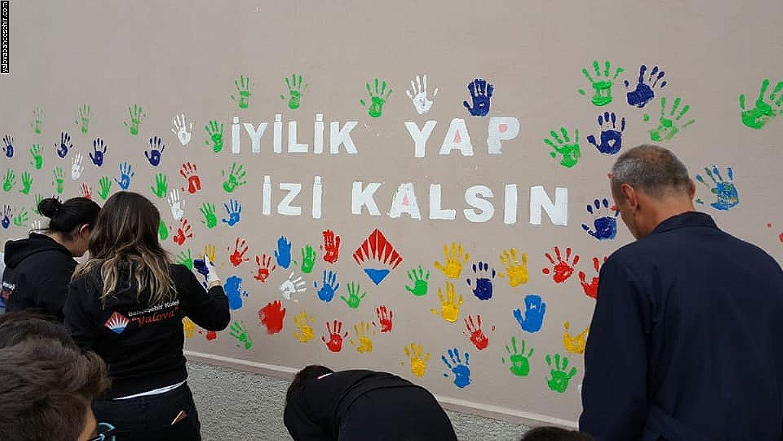 Kardeş Okulumuz Adaköy Ateş Sarıbal İlköğretim Okulu