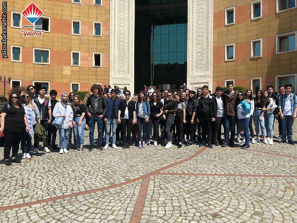 Üniversitemizi Gezdik - Yeditepe Üniversitesi