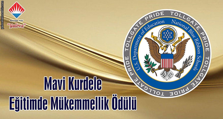Mavi Kurdele Ödülümüz